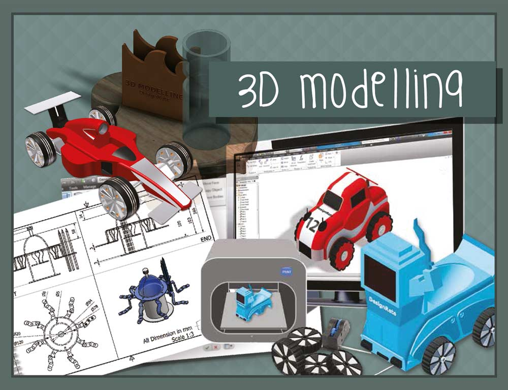 3d-modelling